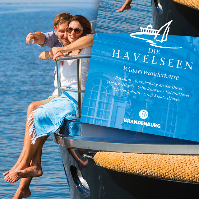 Download Wasserwanderkarte Potsdamer und Brandenburger Havelseen