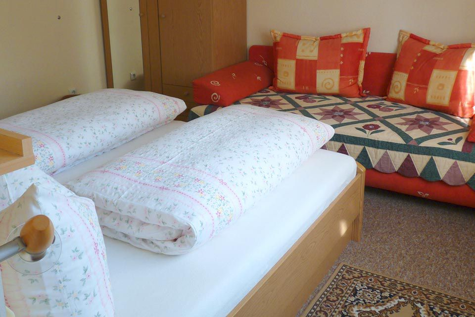 Ferienwohnung Stephan - Schlafzimmer stephan