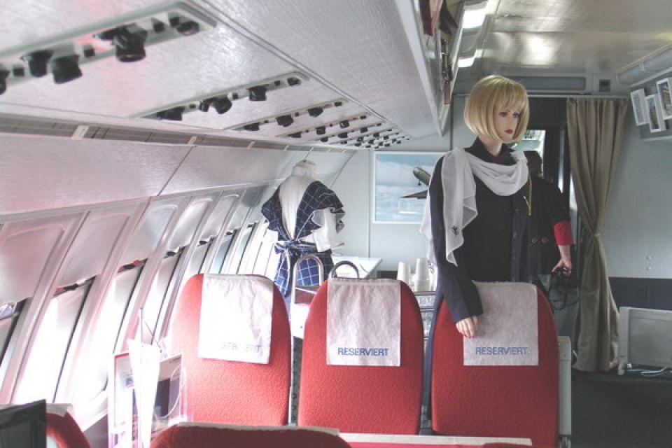 Interflug Ausstellung, Foto: Otto-Lilienthal-Verein Stölln e.V.