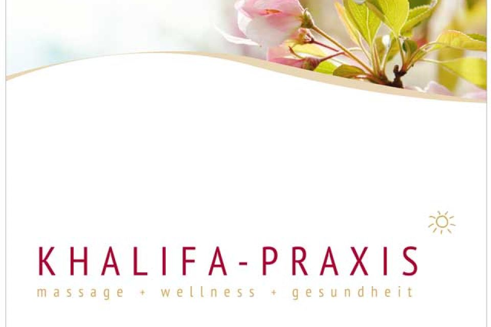 Khalifa-Praxis in Ferch, Massage+Wellness+Gesundheit