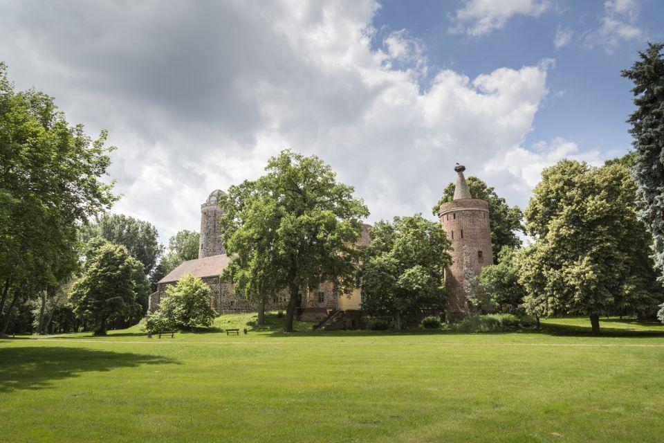 Bischofsresidenz Burg Ziesar, Foto: TMB-Fotoarchiv/Steffen Lehmann