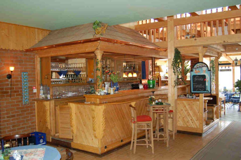 Innenbereich Restaurant Bootsklause Ferch, Foto: Bootsklause Ferch