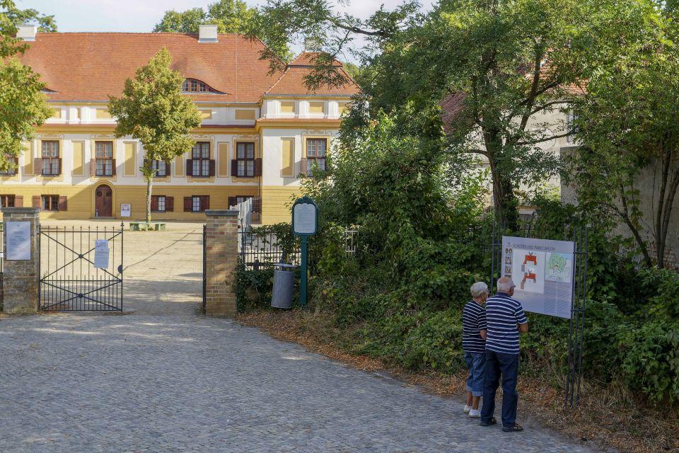 Schloss Caputh, Foto: PMSG Andre Stiebitz
