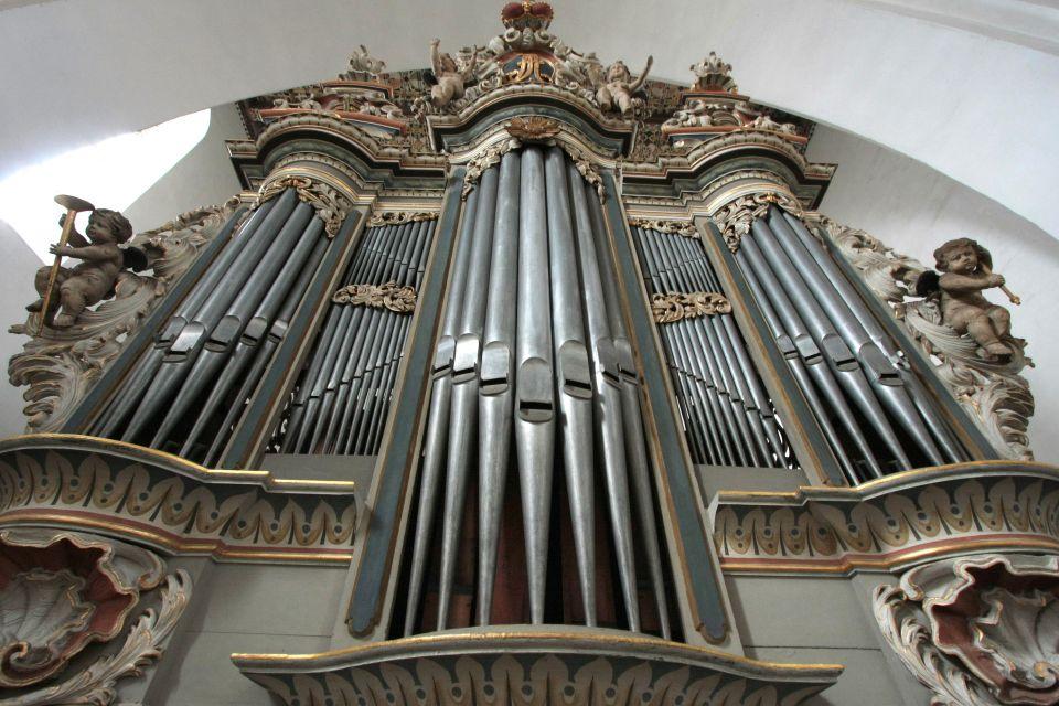 Orgel in der Liebfrauenkirche, Foto: Heike Schulze