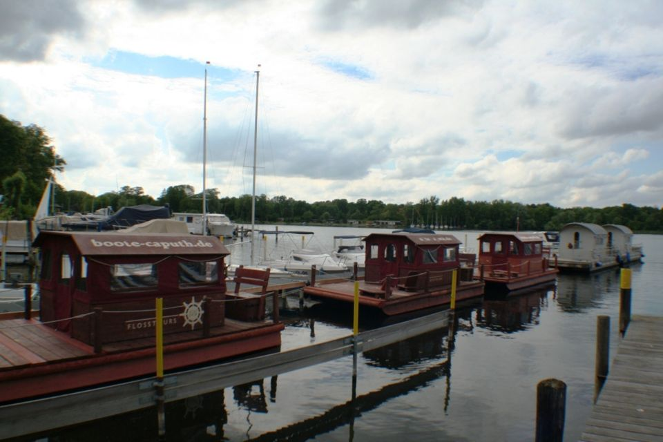 Floßverleih, Foto: Bothe Wassersport