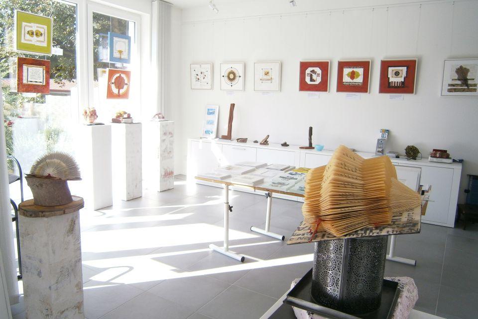Atelier Siegrid Müller-Holtz, Atelier und Galerie, Foto: Siegrid Müller-Holtz