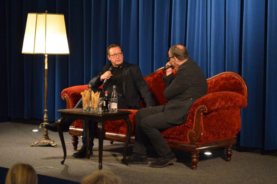 Filmmuseum Potsdam - Filmgespräch mit Matthias Brandt im Kinosaal