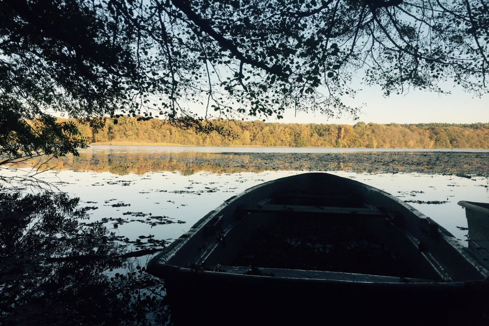 Herbststimmung am Caputher See, Foto: U.Spaak