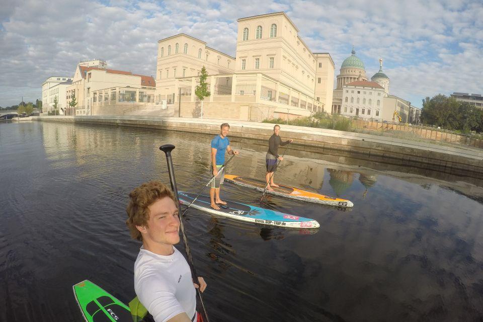 Sightseeing Potsdam, Foto: SUP TRIP