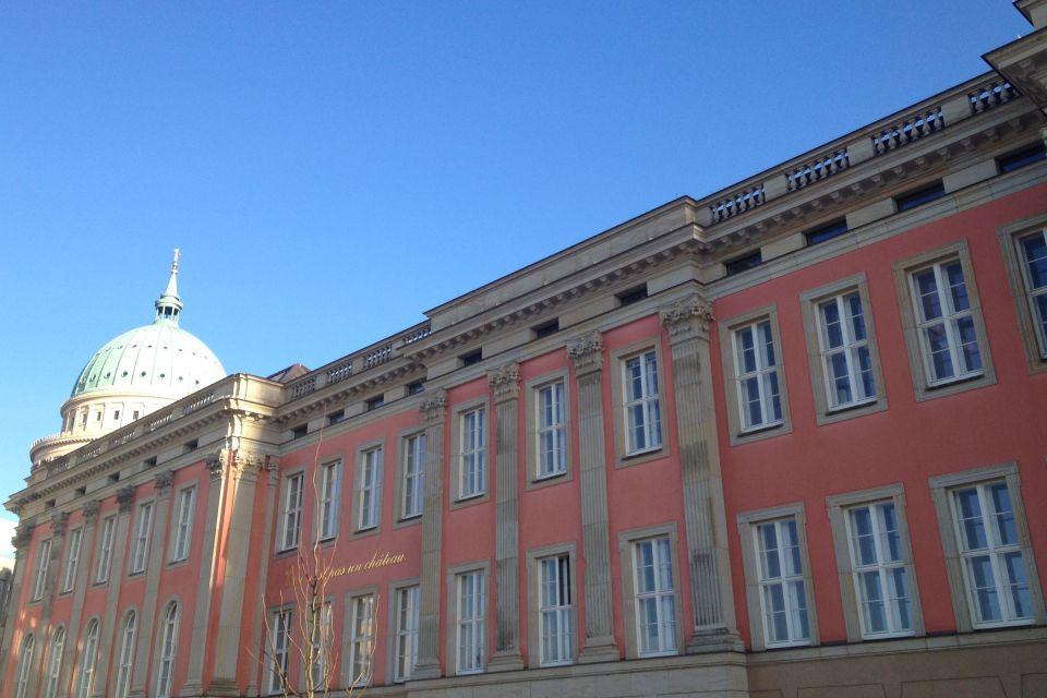 Landtag Brandenburg © TMB-Fotoarchiv/S. Lehmann