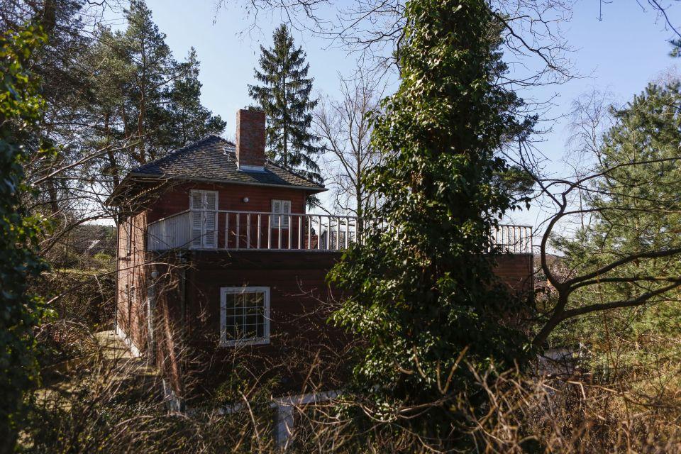 Albert-Einstein-Haus, Foto: TMB-Fotoarchiv/Steffen Lehmann
