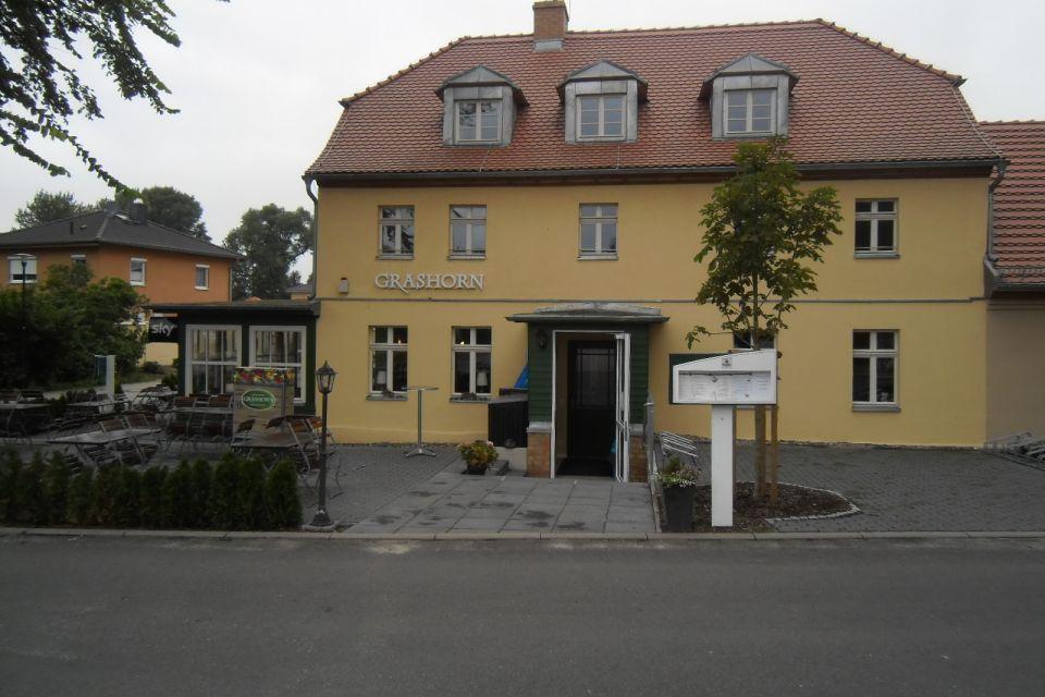 Restaurant Grashorn - Außenansicht, Foto: Olaf Lieberwirth