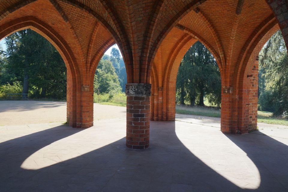 Schloss und Park Babelsberg: Gerichtslaube, Foto: Jan Hoffmann
