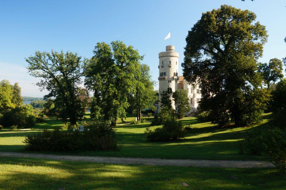 Schloss und Park Babelsberg, Foto: Jan Hoffmann