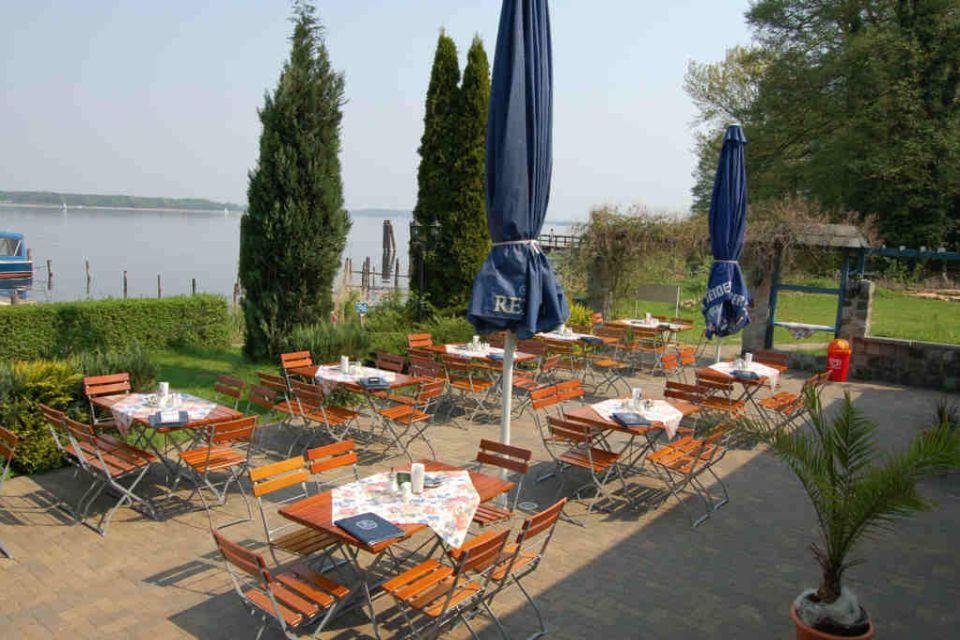 Seeterrasse Restaurant Bootsklause Ferch, Foto: Bootsklause Ferch