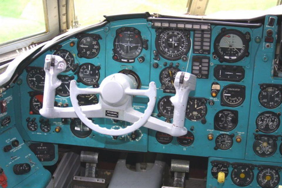 Flugzeug IL 62