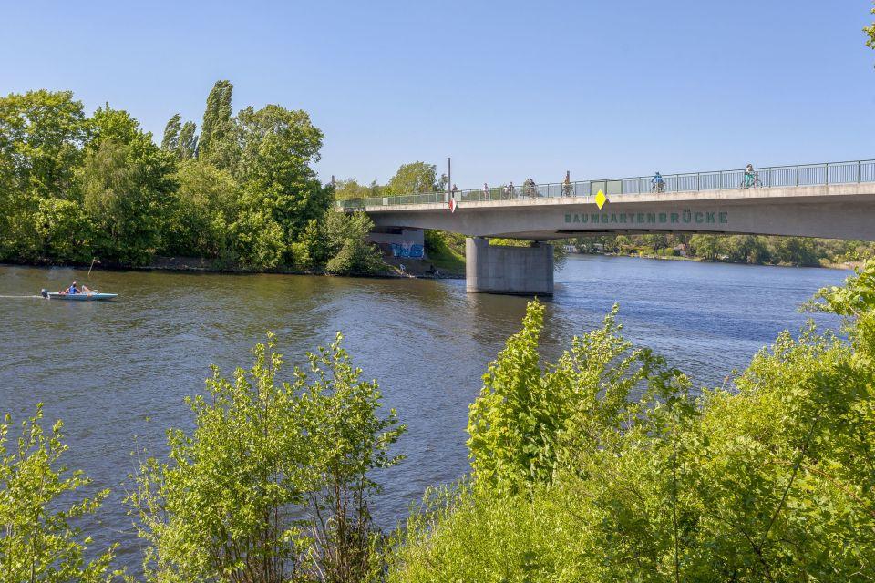Baumgartenbrücke Geltow, Foto: PMSG Andre Stiebitz