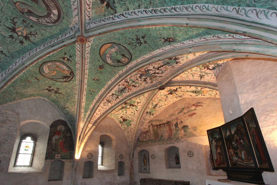 Kapelle Nikolaikirche mit Cranachaltar und Tetzelkasten, Foto: Heike Schulze