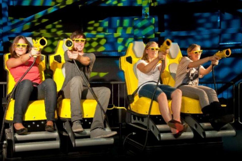 interaktive XD-Erlebniskino im Dome of Babelsberg, Foto: Filmpark Babelsberg