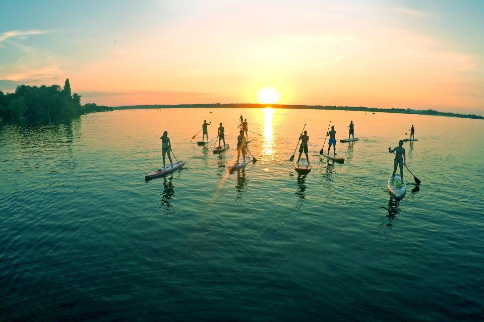 SUP Sonnenuntergang Tour, Foto: SUP TRIP