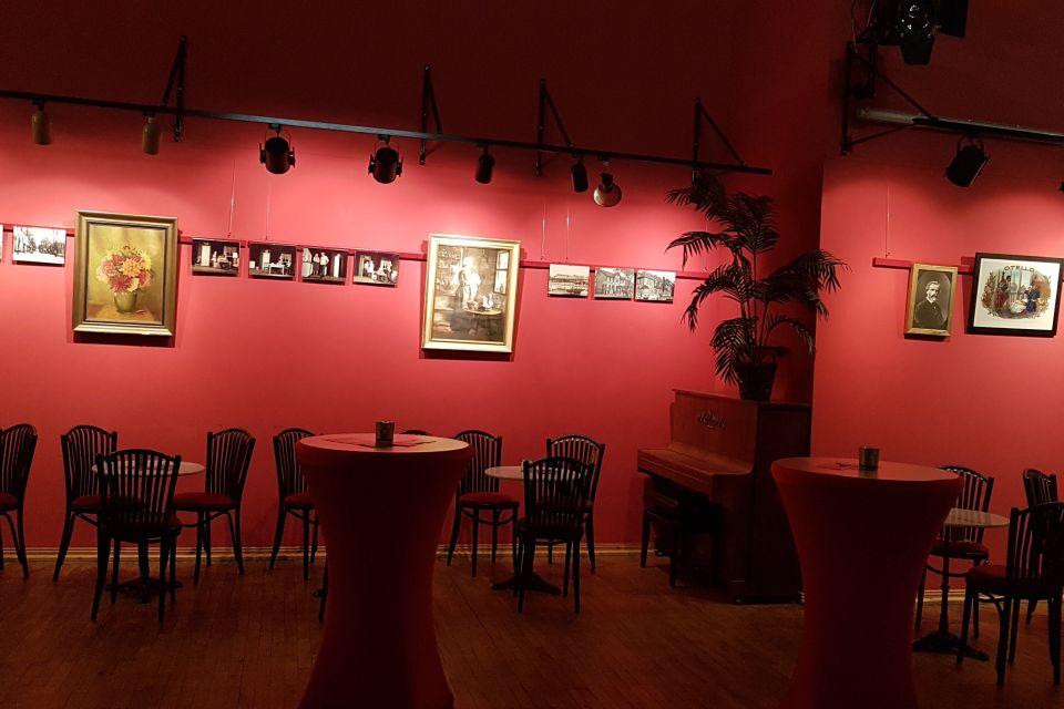 Volksbühne Michendorf - Foyer: Foto: stageworkers