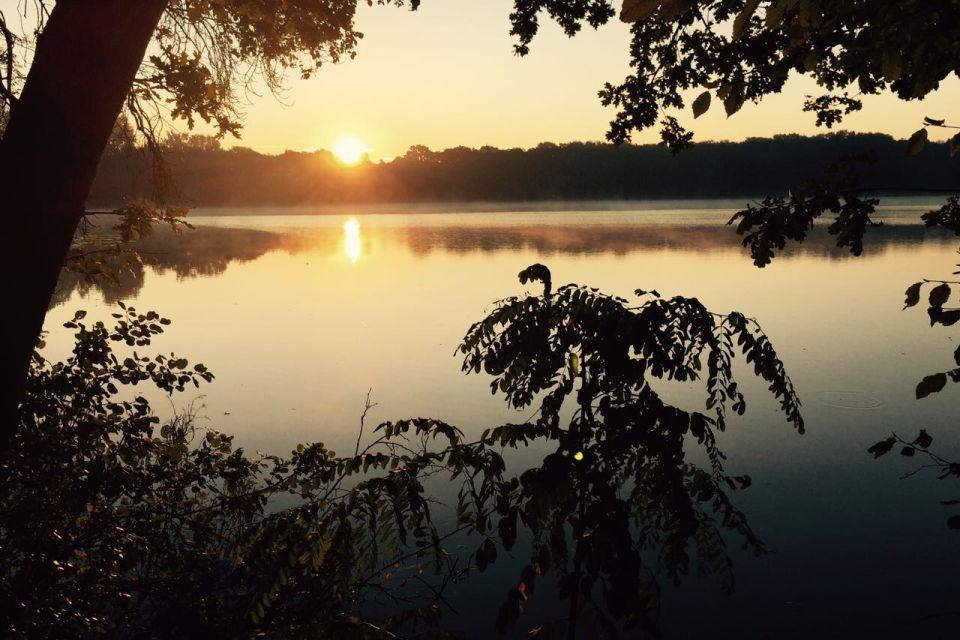 Morgensonne am Caputher See, Foto: A.Töpfer