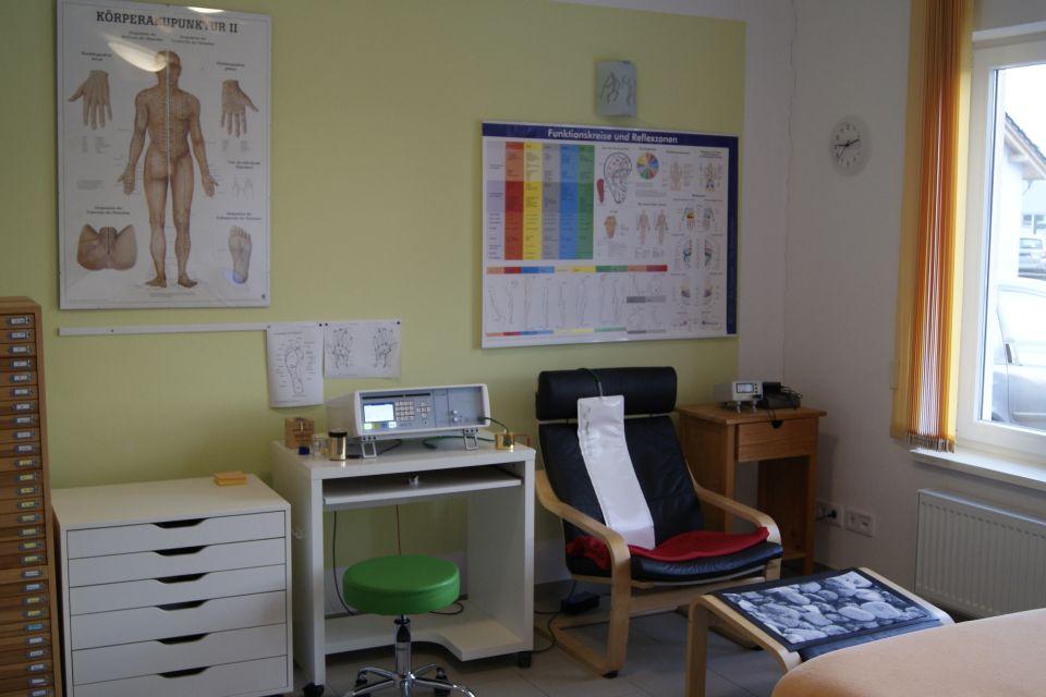 Therapiezentrum Geltow, Untersuchungsraum