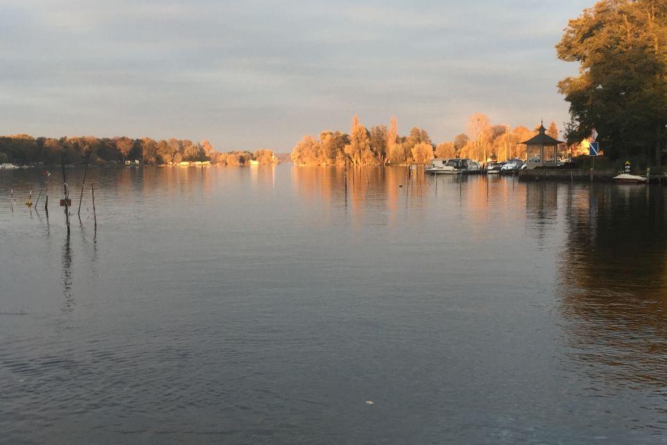 Blick auf den Templiner See, Foto: Gemeinde Schwielowsee/U.Spaak