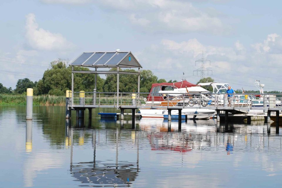 Anleger Ketzin/Havel, Foto: Tourismusverband Havelland e.V.