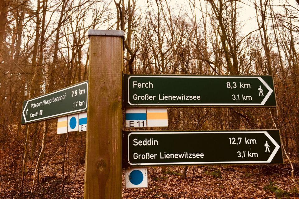 Caputher See, Foto: Gemeinde Schwielowsee, U.Spaak