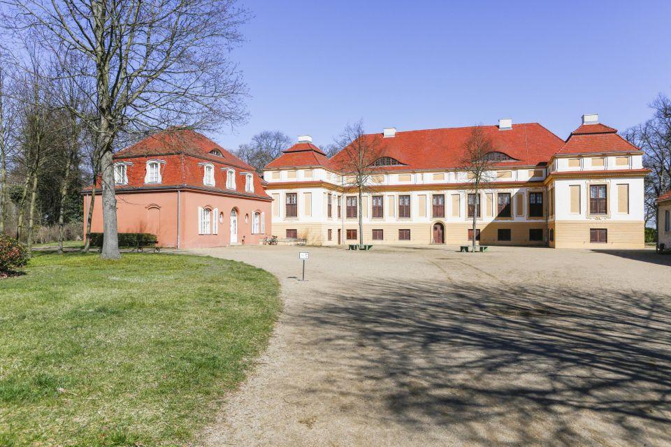Schloss Caputh, Foto: TMB-Fotoarchiv/Steffen Lehmann