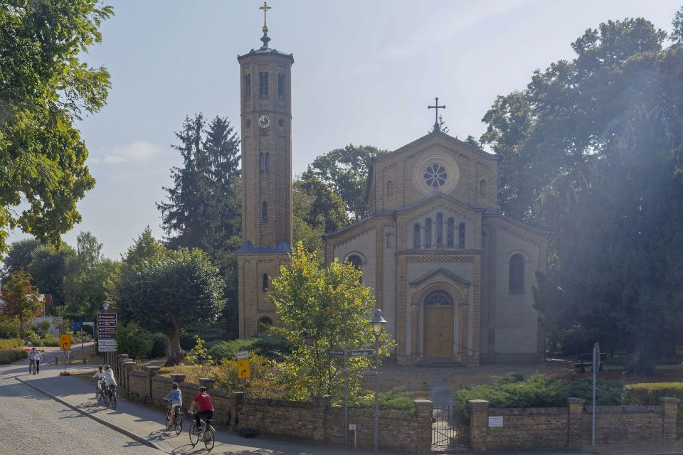 Dorfkirche Caputh © PMSG Andre Stiebitz