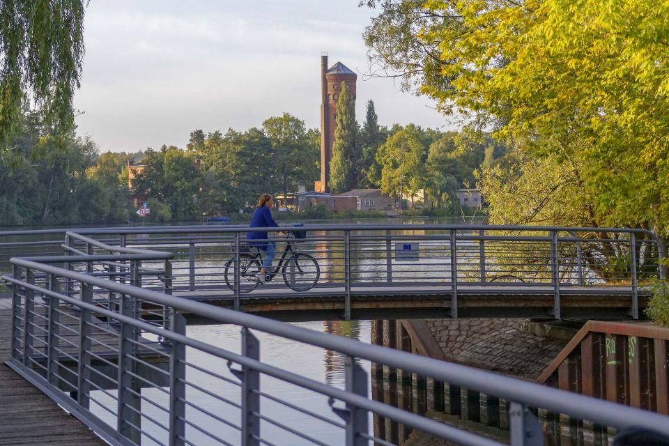 Wasserturm auf Hermannswerder © PMSG Andre Stiebitz