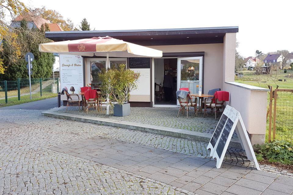 Eiscafe & Bistro am Caputher Gemünde, Foto: Ina Höna