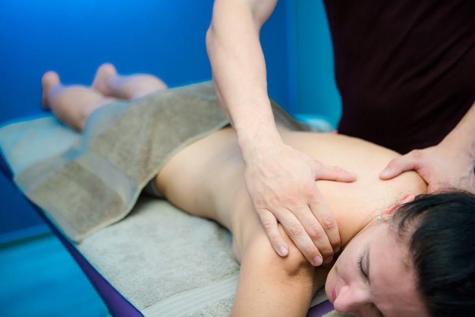 Massage in der Fläming-Therme, Foto: Fläming-Therme Luckenwalde