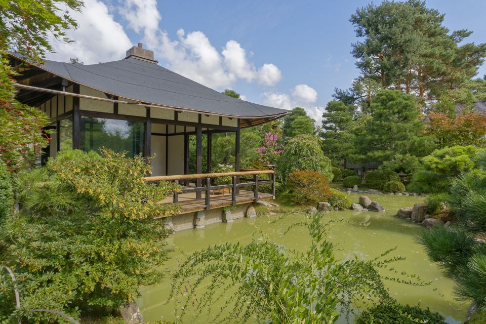 Japanischer Bonsaigarten Ferch, Foto: PMSG Andre Stiebitz
