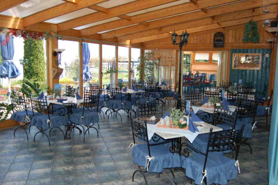 Wintergarten Restaurant Bootsklause Ferch, Foto: Bootsklause Ferch