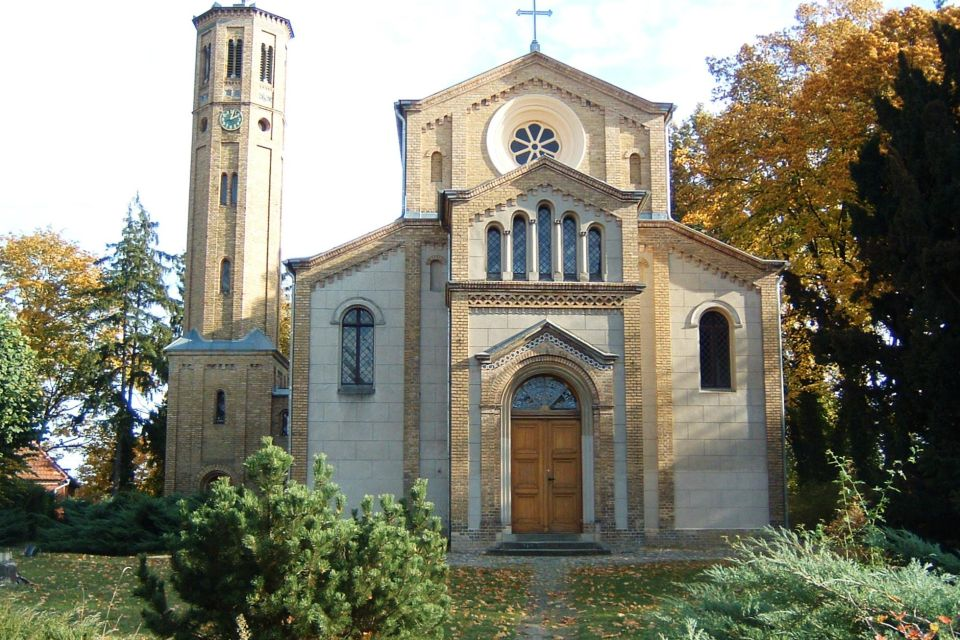 Kirche Caputh, Foto: U. Lehmann