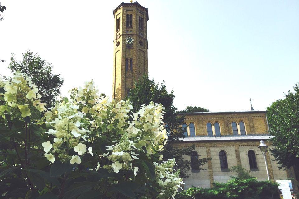 Kirche Caputh, Foto: U.Spaak