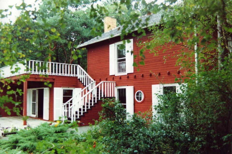 Einsteinhaus, Foto: Schwielowsee Tourismus