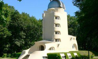 Einsteinturm, Foto: Astrophysikalisches Institut Potsdam