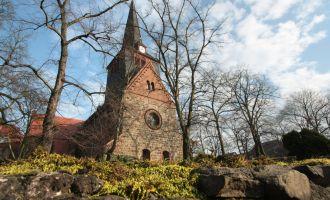 Blick auf die Liebfrauenkirche, Foto: Heike Schulze