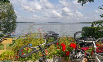 Ausblick auf den Schwielowsee © PMSG Andre Stiebitz