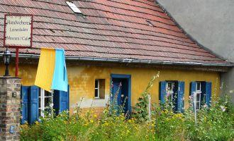 Das Haus der Handweberei in Geltow, Foto: R. Schiffmann