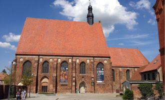 Mönchenkloster in Jüterbog, Foto: TMB-Fotoarchiv/Kerstin Lehmann