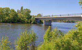 Baumgartenbrücke über die Havel © PMSG Andre Stiebitz