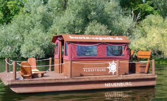 Bothe Wassersport - Abenteuerfloss