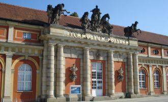 Filmmuseum Potsdam, Foto: TMB-Fotoarchiv/Matthias Schäfer