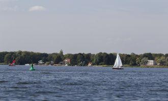 Segeln auf dem Schwielowsee, Foto: Andre Stiebitz