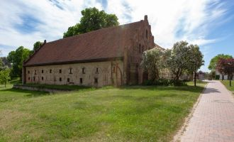Zisterzienserkloster Lehnin, Foto: TMB-Fotoarchiv/Steffen Lehmann